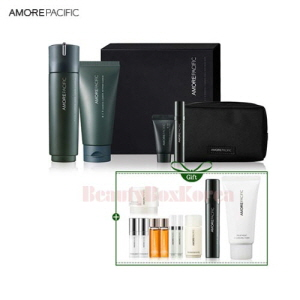 AMOREPACIFIC Men Essential Basic Set [Monthly Limited -Feburary 2018]